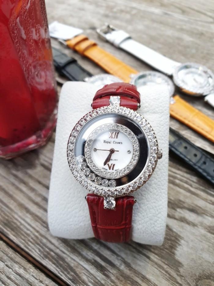 Đồng hồ nữ Royal Crown 3628