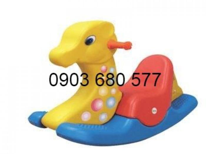 Chuyên bán bập bênh mầm non giá rẻ, an toàn, chất lượng cho trẻ8
