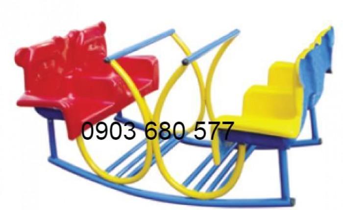 Chuyên bán bập bênh mầm non giá rẻ, an toàn, chất lượng cho trẻ2