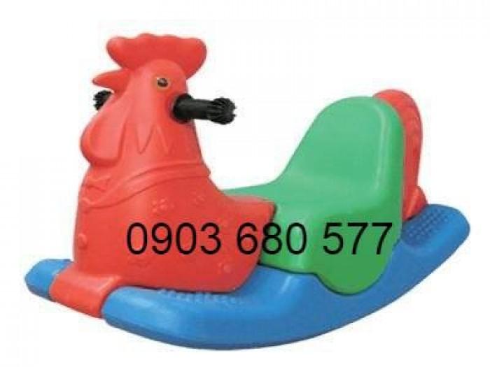 Chuyên bán bập bênh mầm non giá rẻ, an toàn, chất lượng cho trẻ11