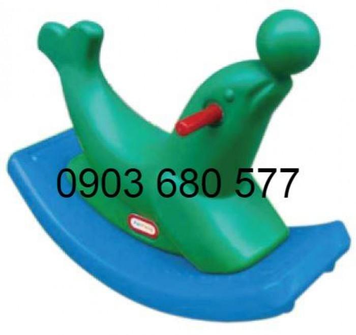 Chuyên bán bập bênh mầm non giá rẻ, an toàn, chất lượng cho trẻ27