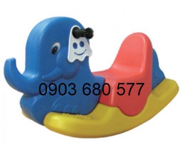 Chuyên bán bập bênh mầm non giá rẻ, an toàn, chất lượng cho trẻ15