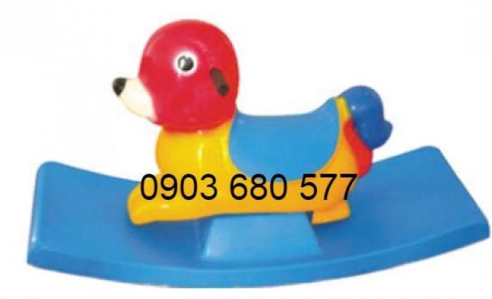 Chuyên bán bập bênh mầm non giá rẻ, an toàn, chất lượng cho trẻ4