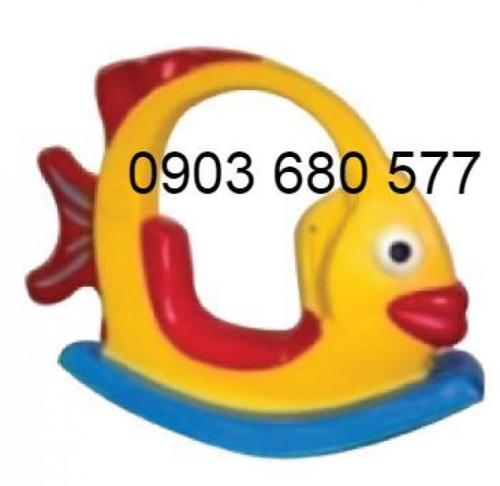 Chuyên bán bập bênh mầm non giá rẻ, an toàn, chất lượng cho trẻ33