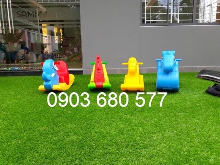 Chuyên bán bập bênh mầm non giá rẻ, an toàn, chất lượng cho trẻ13