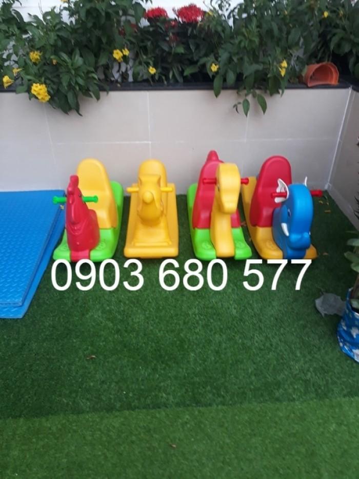 Chuyên bán bập bênh mầm non giá rẻ, an toàn, chất lượng cho trẻ38