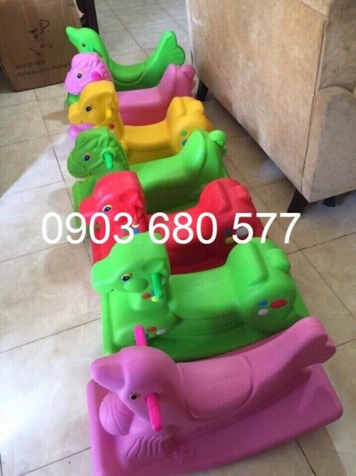 Chuyên bán bập bênh mầm non giá rẻ, an toàn, chất lượng cho trẻ34