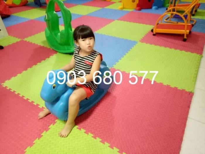 Chuyên bán bập bênh mầm non giá rẻ, an toàn, chất lượng cho trẻ30