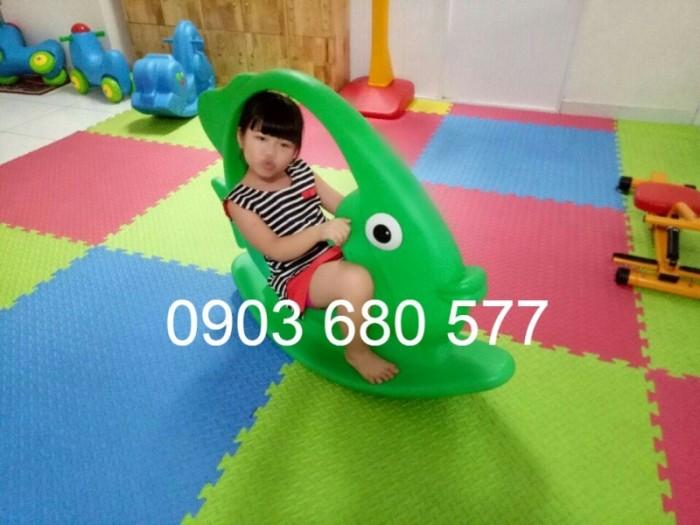 Chuyên bán bập bênh mầm non giá rẻ, an toàn, chất lượng cho trẻ28