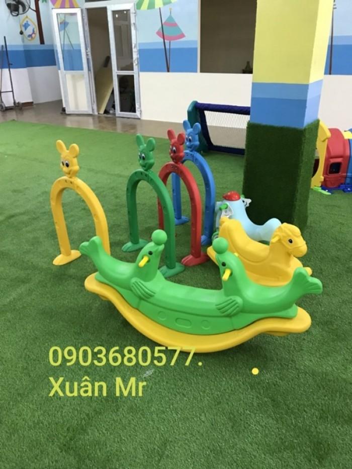 Chuyên bán bập bênh mầm non giá rẻ, an toàn, chất lượng cho trẻ39