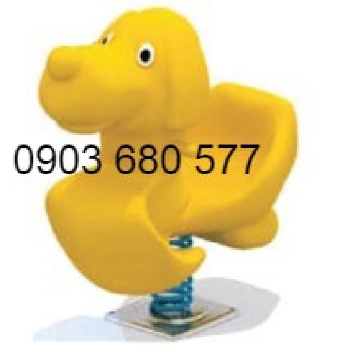 Chuyên cung cấp đồ chơi thú nhún trẻ con giá rẻ, uy tín, chất lượng nhất13