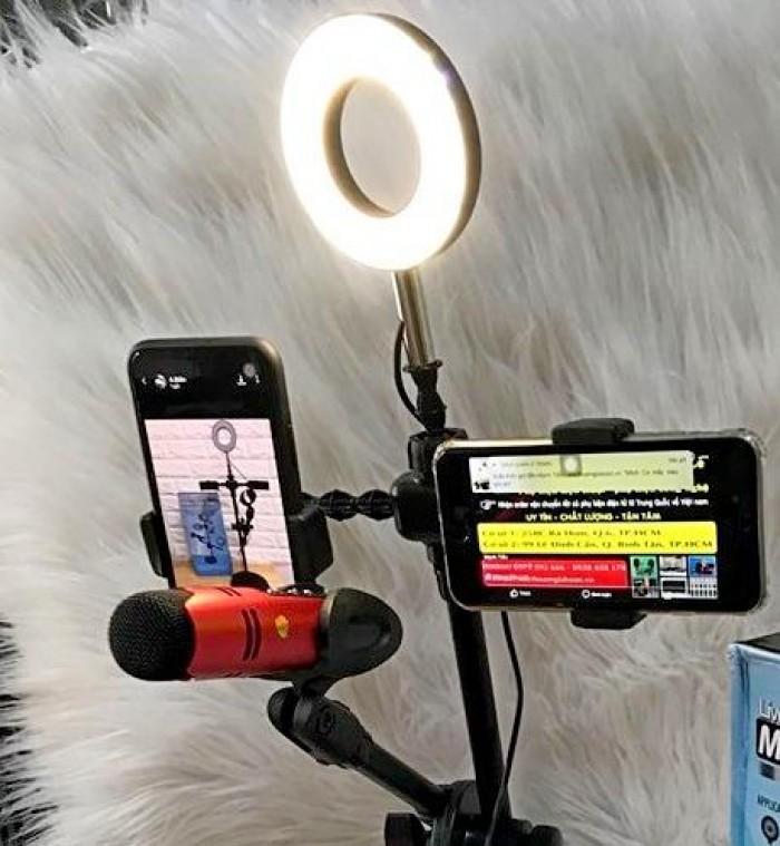 Bộ Livestream Chụp Hình Bán Hàng Đa Năng 4 Trong 1 Tặng Kèm Remote - MSN1831137
