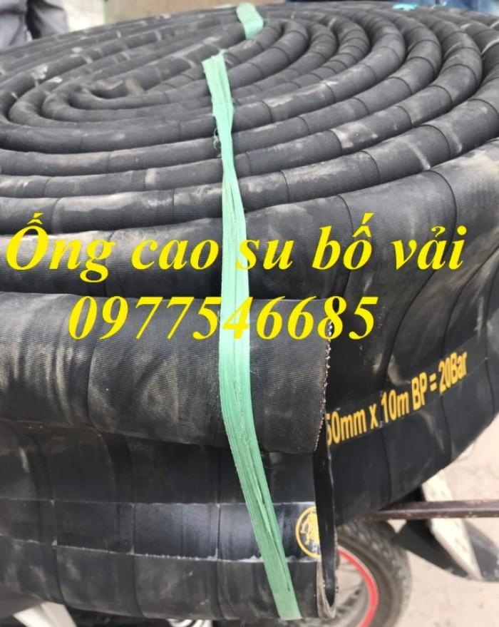 Ống cao su bố vải, ống cao su xả nước, ống chịu áp cao hàng có tại hà nội0