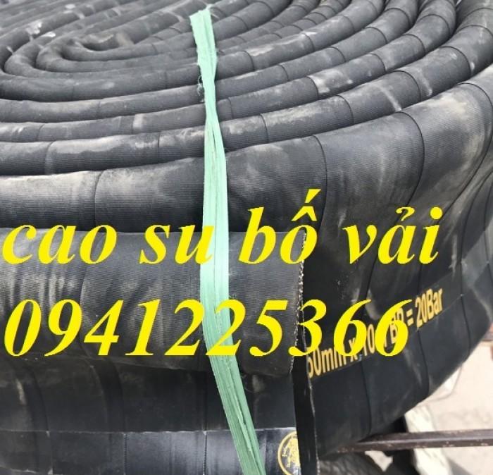 Ống cao su bố vải, ống cao su xả nước, ống chịu áp cao hàng có tại hà nội1