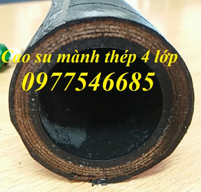 Ống cao su bố vải, ống cao su xả nước, ống chịu áp cao hàng có tại hà nội5