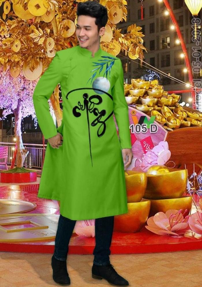 vải may áo dài nam nhận bán vải hoặc may luôn gửi đi trong nước và nước ngoài7