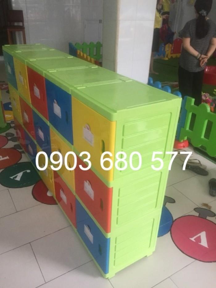 Cung cấp tủ trẻ em cho trường mầm non, lớp mẫu giáo, nhà trẻ29