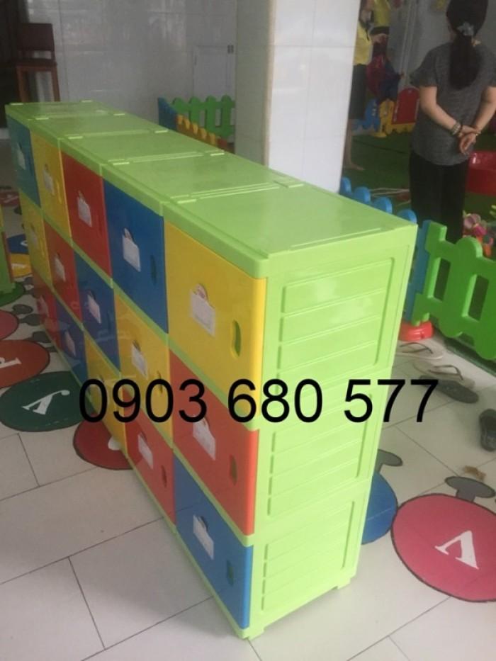 Cung cấp tủ trẻ em cho trường mầm non, lớp mẫu giáo, nhà trẻ32