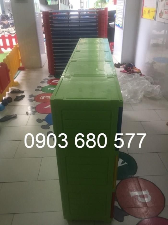 Cung cấp tủ trẻ em cho trường mầm non, lớp mẫu giáo, nhà trẻ33