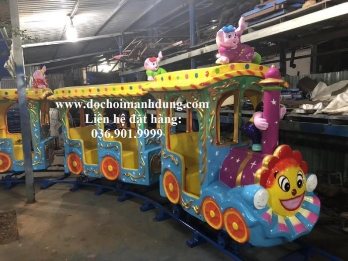 Xe lửa Nữ Hoàng nhún, xe lửa ngựa kéo, xe lửa ngựa nhún, xe lửa điện, xe lửa thiếu nhi, xe lửa công viên28