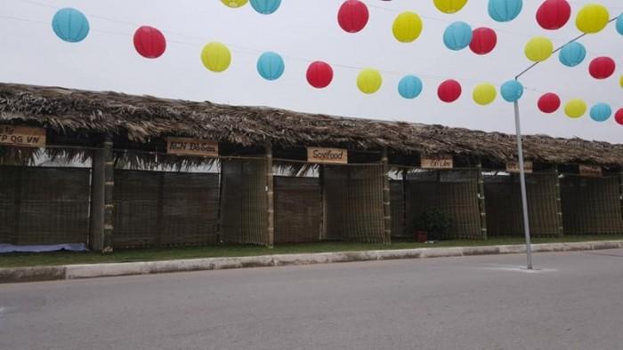 BambooVietArt - thi công gian hàng tre nứa cho sự kiện triễn lãm lớn tại TP Hồ Chí Minh - Sài Gòn3