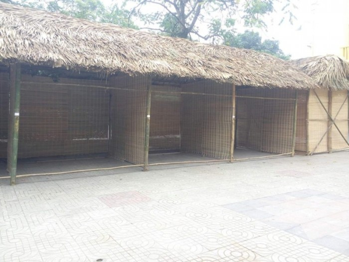 BambooVietArt - thi công gian hàng tre nứa cho sự kiện triễn lãm lớn tại TP Hồ Chí Minh - Sài Gòn9