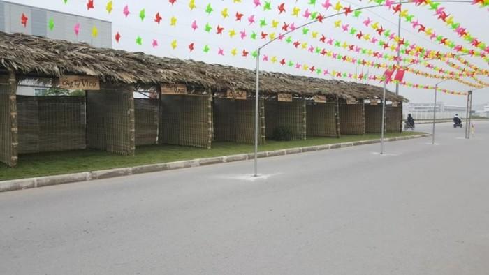 BambooVietArt - thi công gian hàng tre nứa cho sự kiện triễn lãm lớn tại TP Hồ Chí Minh - Sài Gòn7