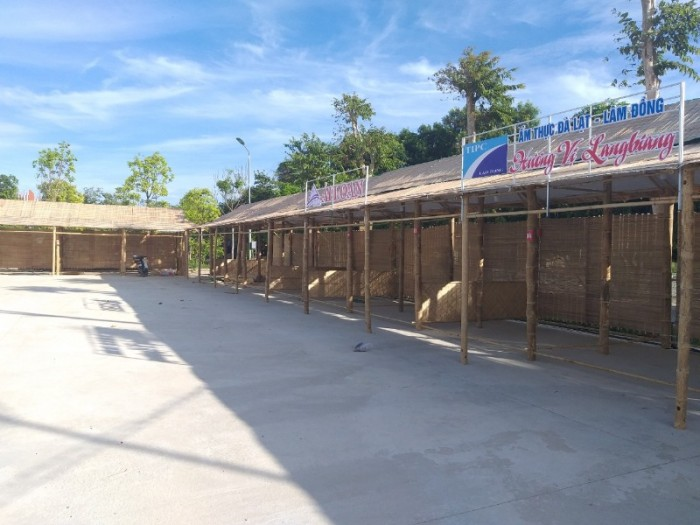 BambooVietArt - thi công gian hàng tre nứa cho sự kiện triễn lãm lớn tại TP Hồ Chí Minh - Sài Gòn10
