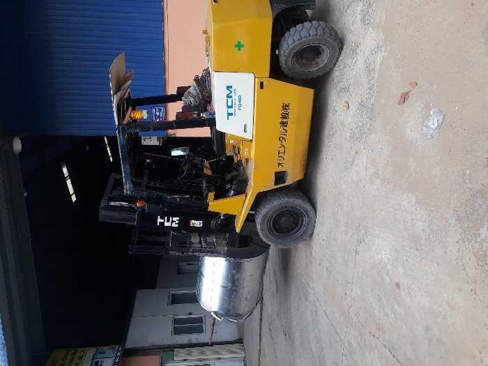 Thanh lý xe nâng TCM FD40 (4 tấn)