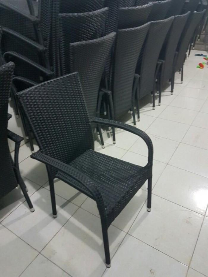 bàn ghế mây cafe xuất khẩu thanh lý gấp0