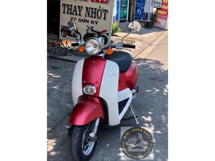 Honda Crea 50cc - xe ga 50 nhật scoopy crea giorno julio dio 1