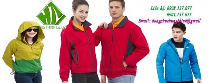 May áo khoác đồng phục giá rẻ1