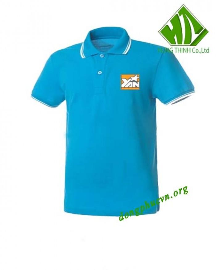 May áo thun công nhân giá rẻ8