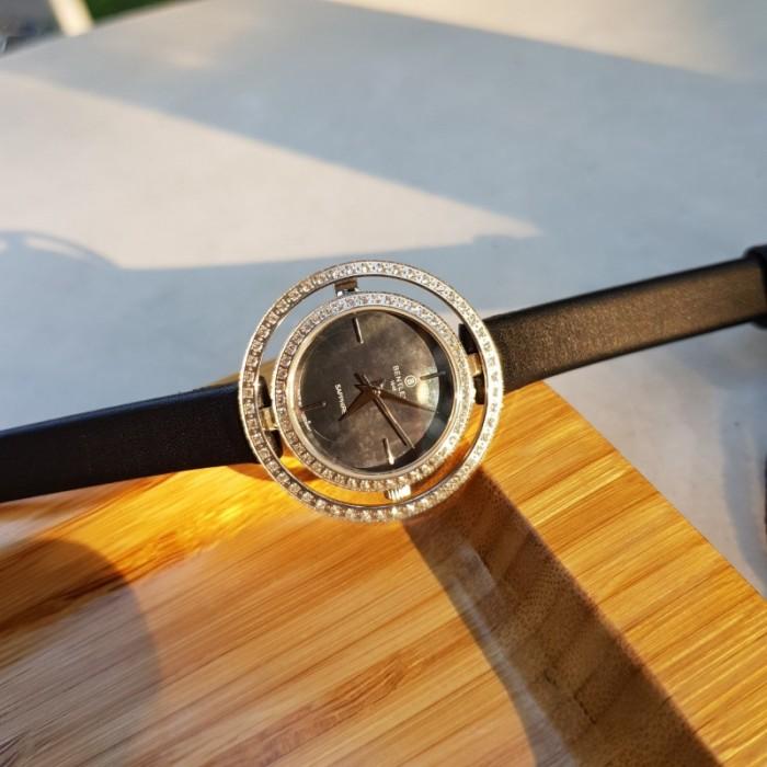 Đồng hồ nữ Bentley Bl1868 2 viền đá2
