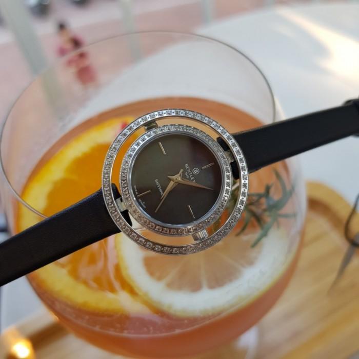 Đồng hồ nữ Bentley Bl1868 2 viền đá3