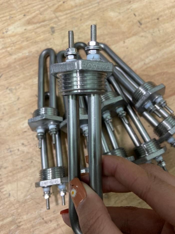 Điện trở đun nước ren 32 công suất nhỏ2