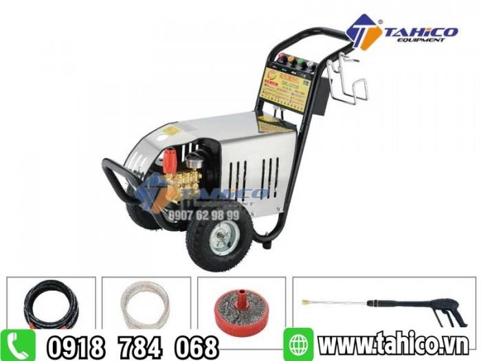 Máy rửa xe cao áp 5,5kw kokoro t3100m0