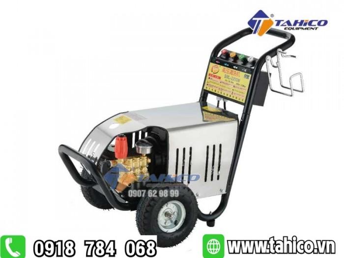 Máy rửa xe cao áp 5,5kw kokoro t3100m1
