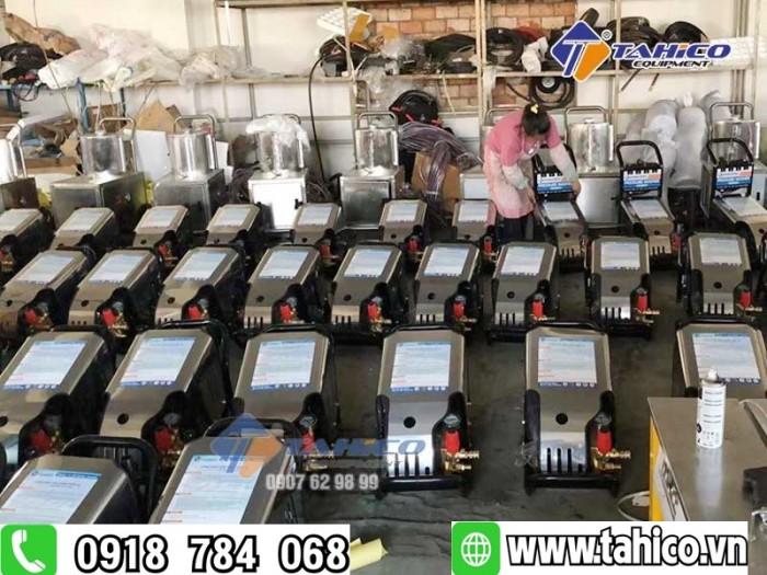 Máy rửa xe cao áp 5,5kw kokoro t3100m3