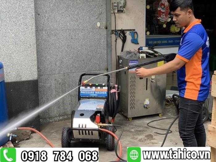 Máy rửa xe cao áp 5,5kw kokoro t3100m2