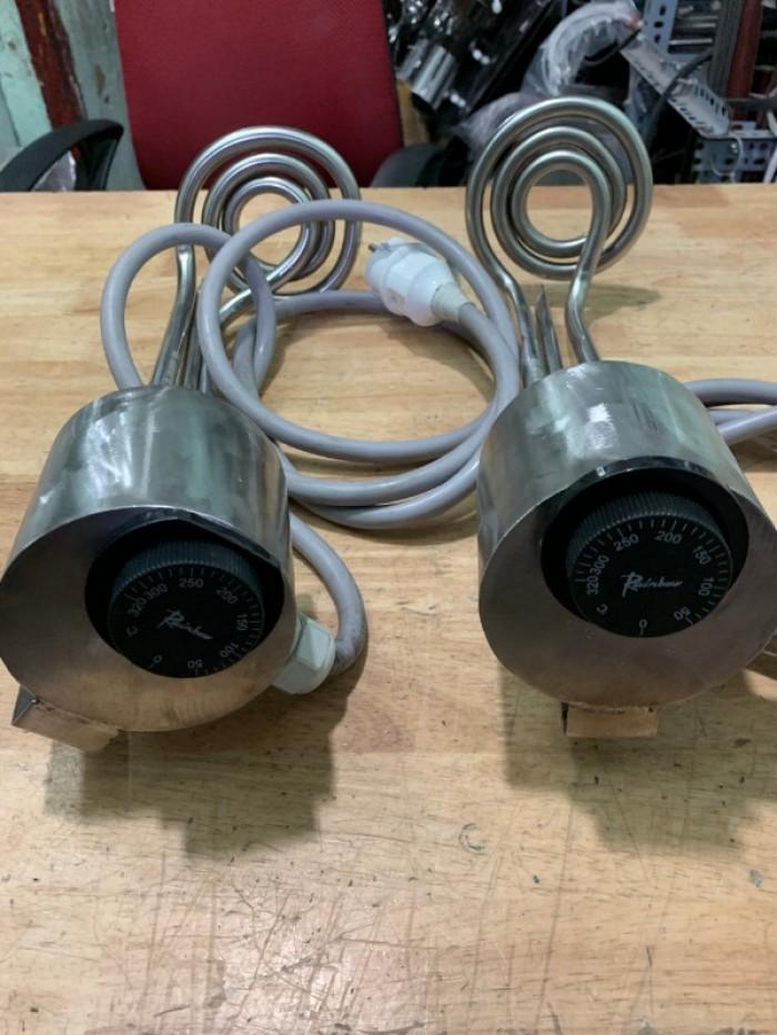 Bộ điện trở đun nước gắn điều chỉnh nhiệt độ Smosta0