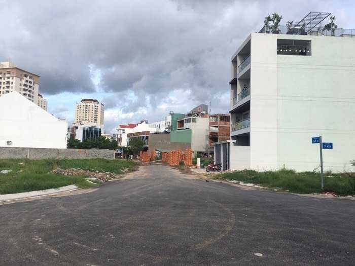 Bán sang tay lô MT Lê Cơ, Bình Tân, gần trường THPT An Lạc, SHR,Giá 1.6 tỷ