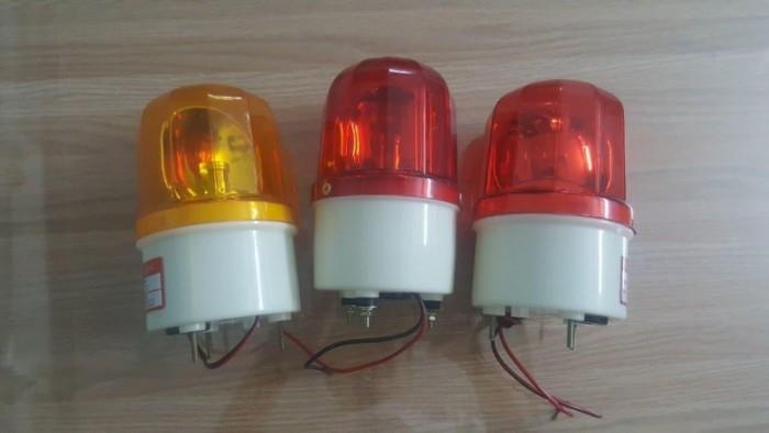 đèn quay 12-24v7