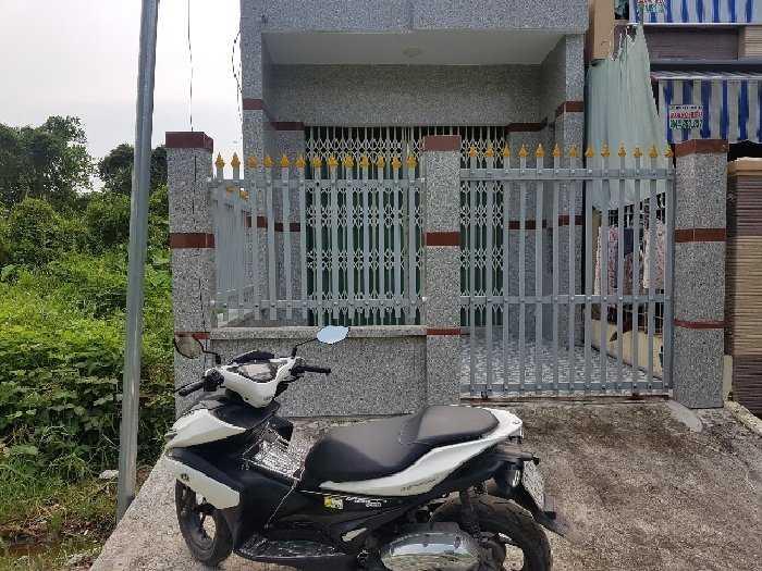 Nhà mới 64m2 thổ cư Châu Thành Bến Tre