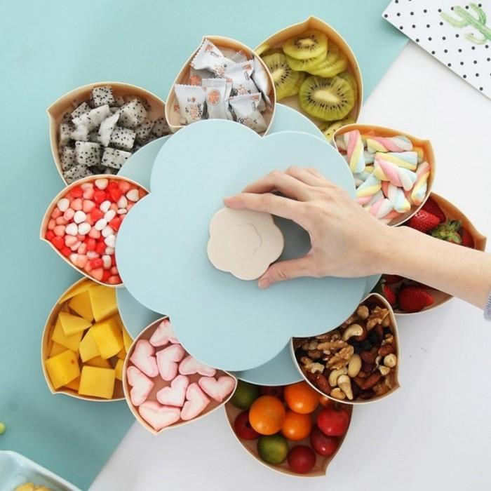 Thể tích lớn có thể sử dụng đựng các loại thực phẩm; đồ ăn như bánh; mứt; kẹo; hạt dưa… Sản phẩm còn là vật trang trí vô cùng đẹp mắt và trang nhã cho không gian tết nhà bạn. Đây là món quà độc đáo dành tặng bạn bè , người thân nhân dịp tết xuân về.
