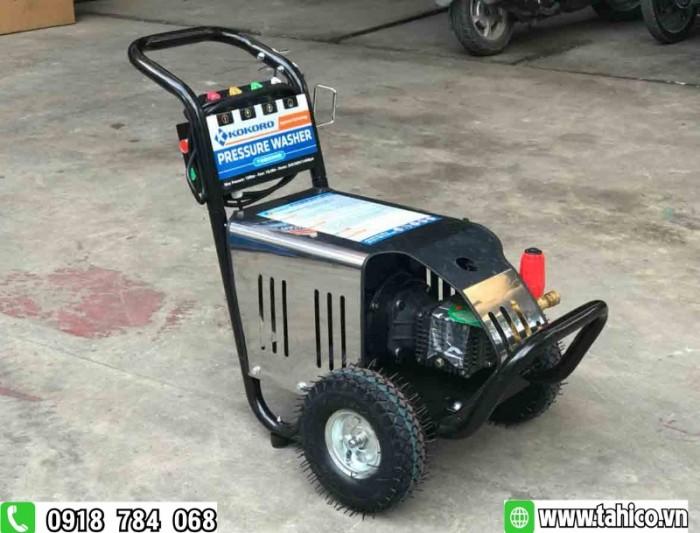 Máy rửa xe cao áp 4 kw kokoro t2800mg1