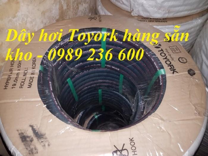 Dây hơi Toyork D6.5, D8, D9.5, D13, D16,D19, D25 hàng sẵn kho2