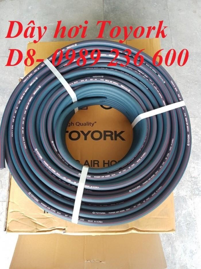 Dây hơi Toyork D6.5, D8, D9.5, D13, D16,D19, D25 hàng sẵn kho4