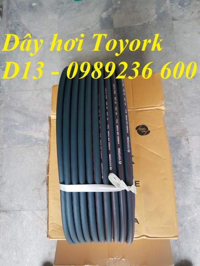 Dây hơi Toyork D6.5, D8, D9.5, D13, D16,D19, D25 hàng sẵn kho5