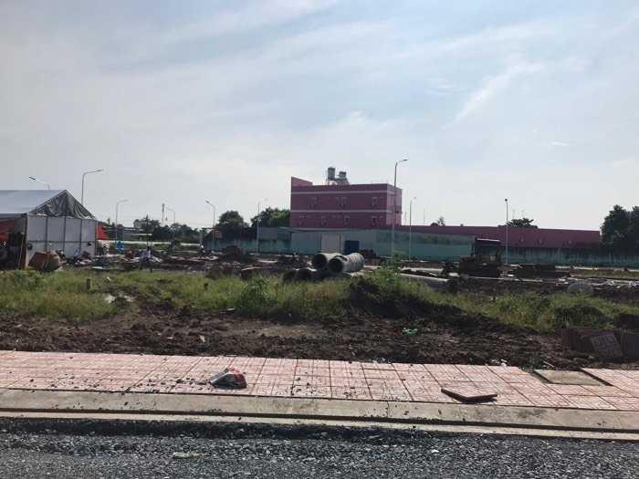 bán đất thổ cư 80m2 , sổ riêng , Huỳnh Thị Mài , Hóc Môn